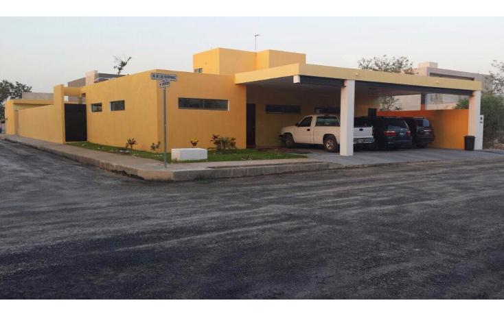Foto de casa en venta en  , cholul, mérida, yucatán, 1719444 No. 01