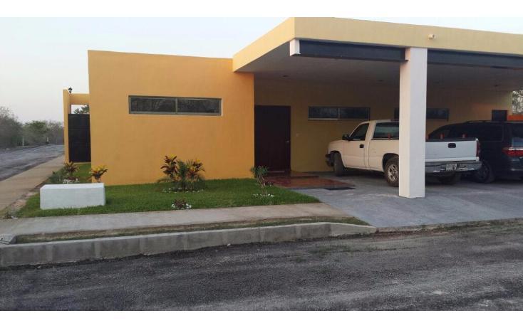 Foto de casa en venta en  , cholul, mérida, yucatán, 1719444 No. 35