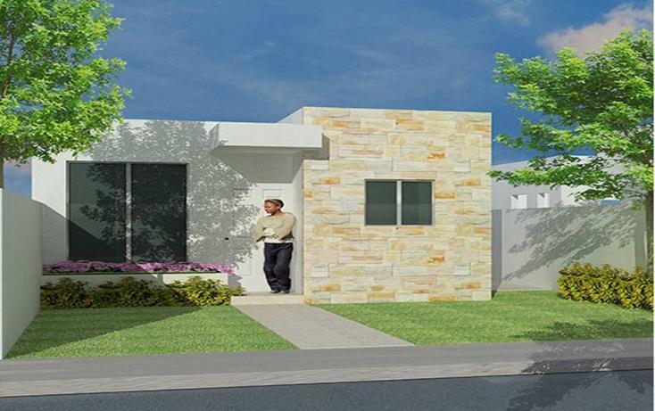 Foto de casa en venta en  , cholul, mérida, yucatán, 1719448 No. 01