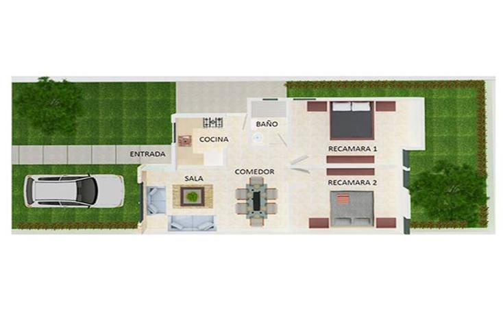 Foto de casa en venta en  , cholul, mérida, yucatán, 1719448 No. 03