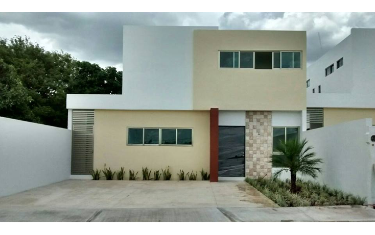Foto de casa en venta en  , cholul, mérida, yucatán, 1728422 No. 01