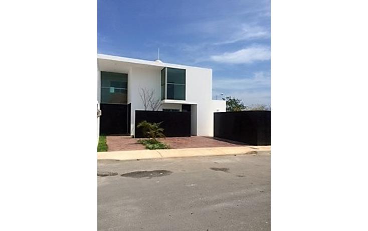 Foto de casa en venta en  , cholul, mérida, yucatán, 1742222 No. 01
