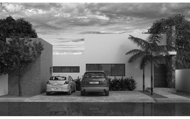 Foto de casa en venta en  , cholul, mérida, yucatán, 1743009 No. 01