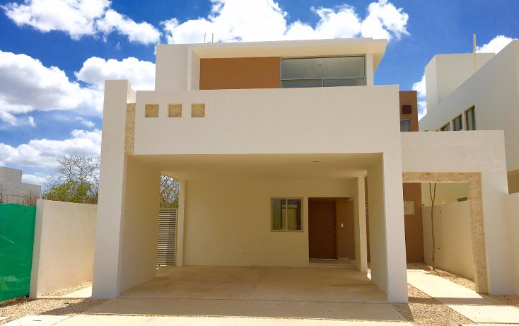 Foto de casa en venta en  , cholul, mérida, yucatán, 1747392 No. 01