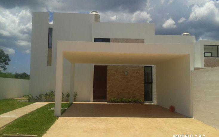 Foto de casa en condominio en venta en, cholul, mérida, yucatán, 1748890 no 04