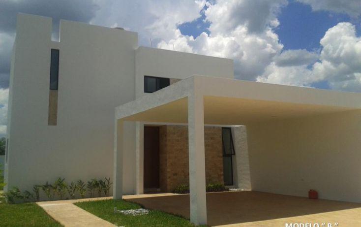 Foto de casa en condominio en venta en, cholul, mérida, yucatán, 1748890 no 05