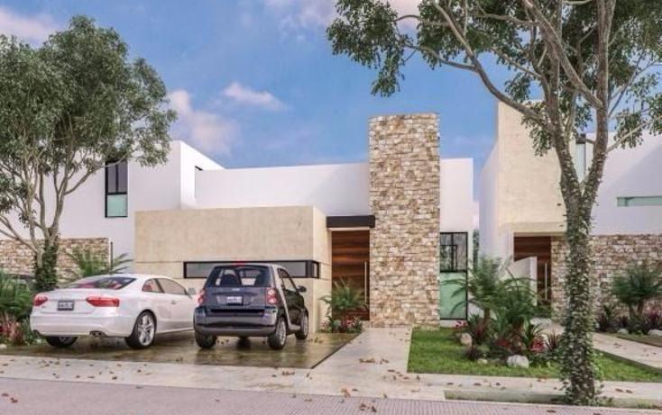 Foto de casa en venta en  , cholul, mérida, yucatán, 1749676 No. 01