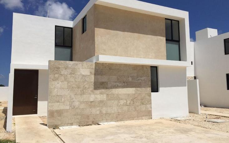 Foto de casa en venta en  , cholul, mérida, yucatán, 1753970 No. 01