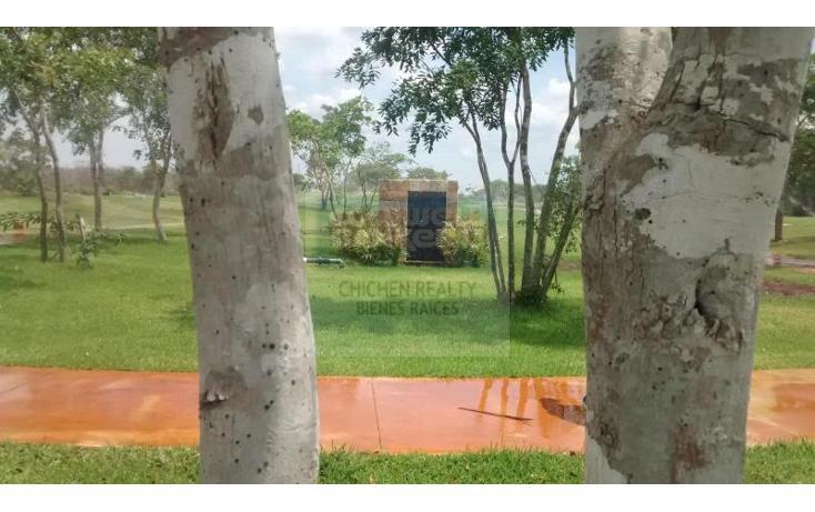 Foto de terreno habitacional en venta en  , cholul, mérida, yucatán, 1754666 No. 03