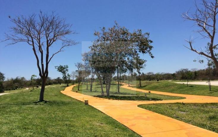 Foto de terreno habitacional en venta en  , cholul, mérida, yucatán, 1754666 No. 05