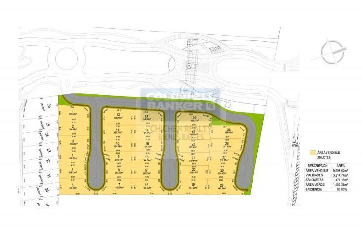 Foto de terreno habitacional en venta en  , cholul, mérida, yucatán, 1754666 No. 09