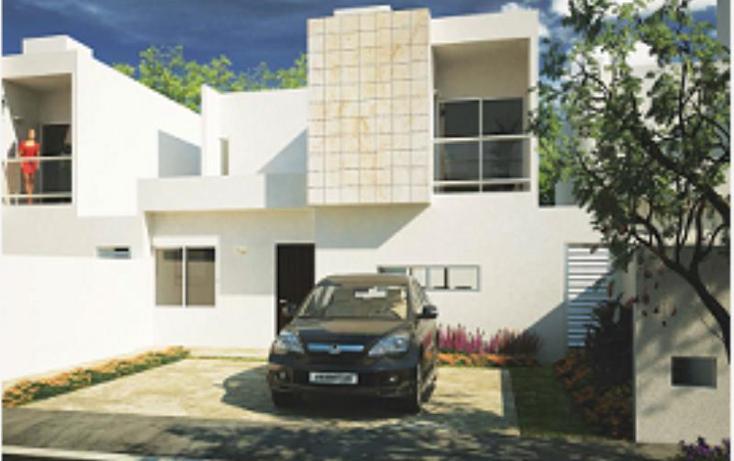 Foto de casa en venta en  , cholul, mérida, yucatán, 1755356 No. 01