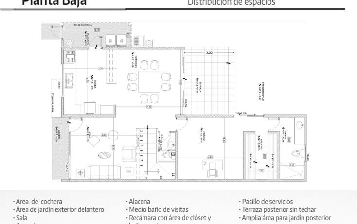 Foto de casa en venta en  , cholul, mérida, yucatán, 1756086 No. 07
