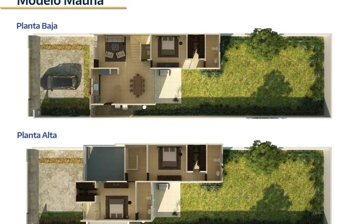 Foto de casa en venta en  , cholul, mérida, yucatán, 1756086 No. 09