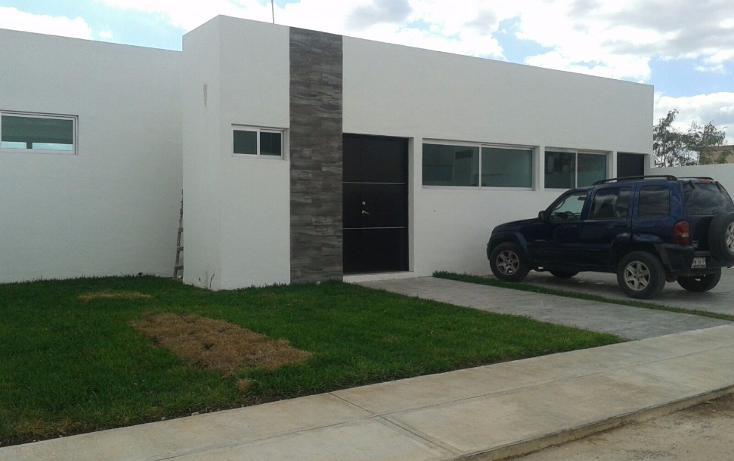 Foto de casa en venta en  , cholul, m?rida, yucat?n, 1756734 No. 01