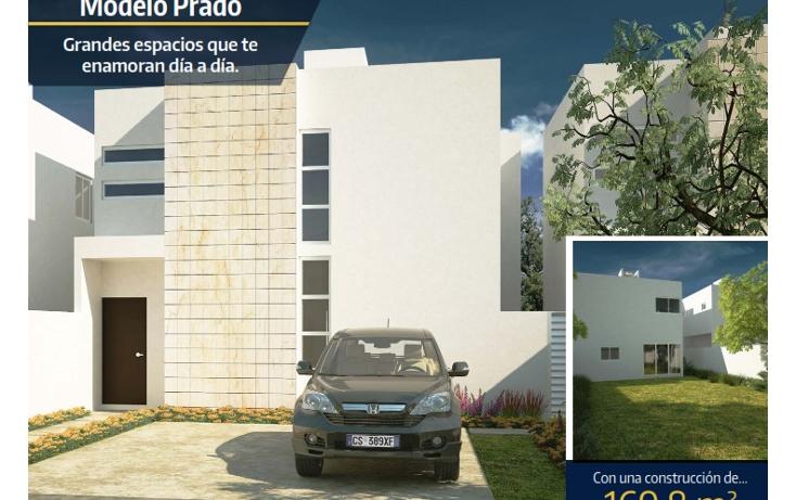 Foto de casa en venta en  , cholul, mérida, yucatán, 1760094 No. 01