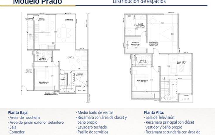 Foto de casa en venta en  , cholul, mérida, yucatán, 1760094 No. 05