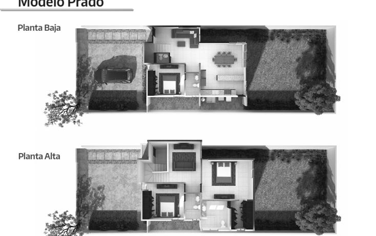 Foto de casa en venta en  , cholul, mérida, yucatán, 1760094 No. 06