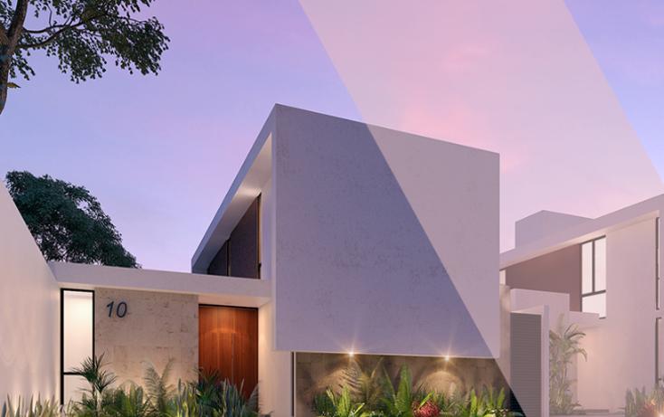 Foto de casa en venta en  , cholul, mérida, yucatán, 1767074 No. 02