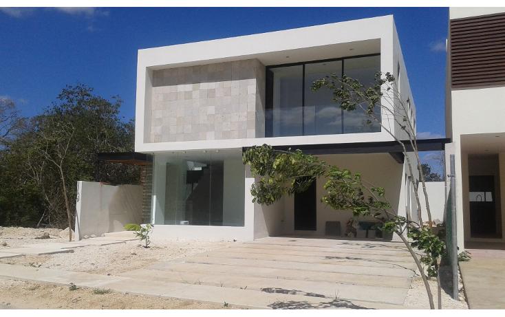 Foto de casa en venta en  , cholul, mérida, yucatán, 1769948 No. 01