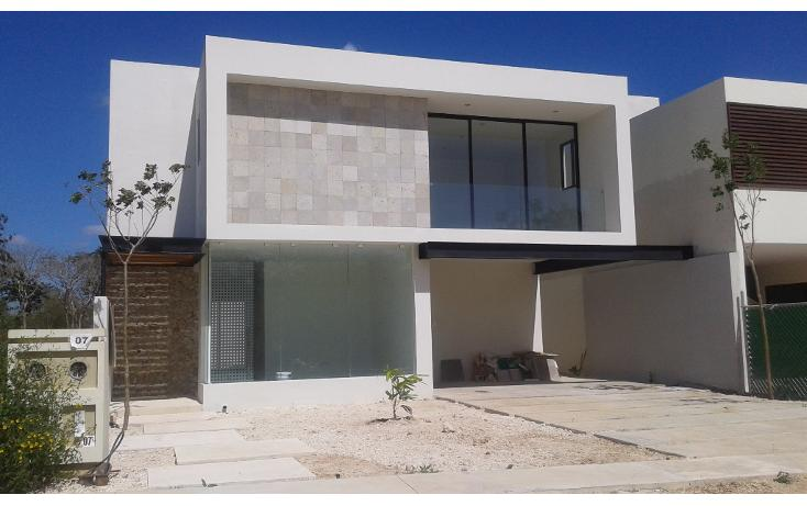Foto de casa en venta en  , cholul, mérida, yucatán, 1769948 No. 02