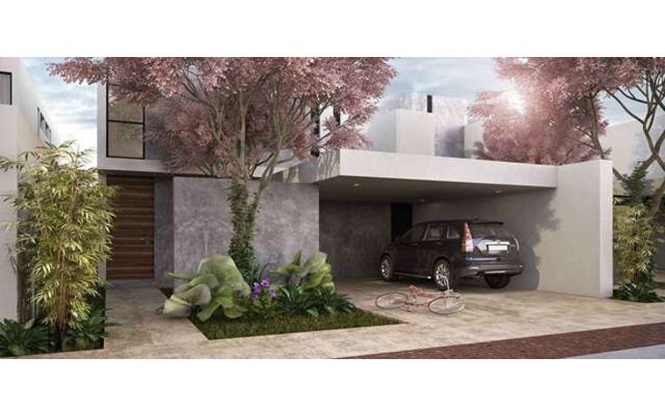 Foto de casa en venta en  , cholul, mérida, yucatán, 1772684 No. 01