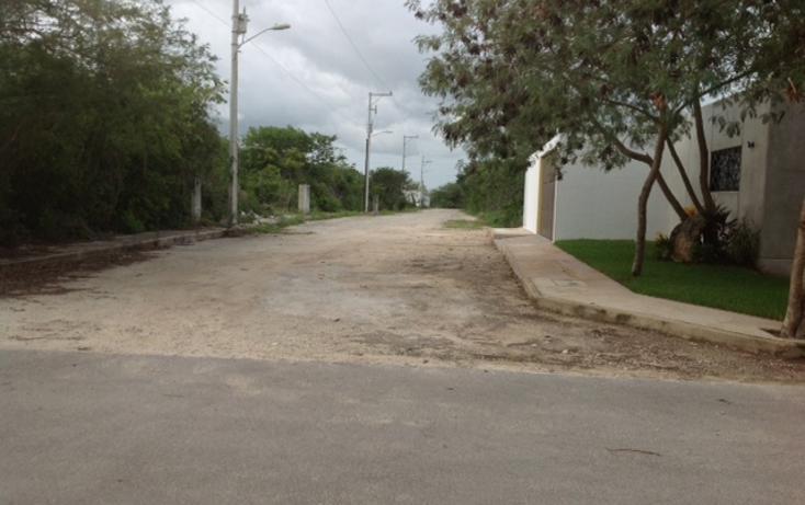 Foto de terreno habitacional en venta en  , cholul, mérida, yucatán, 1775118 No. 05