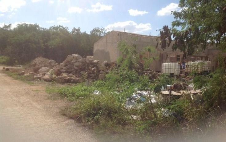 Foto de terreno habitacional en venta en  , cholul, mérida, yucatán, 1775118 No. 09