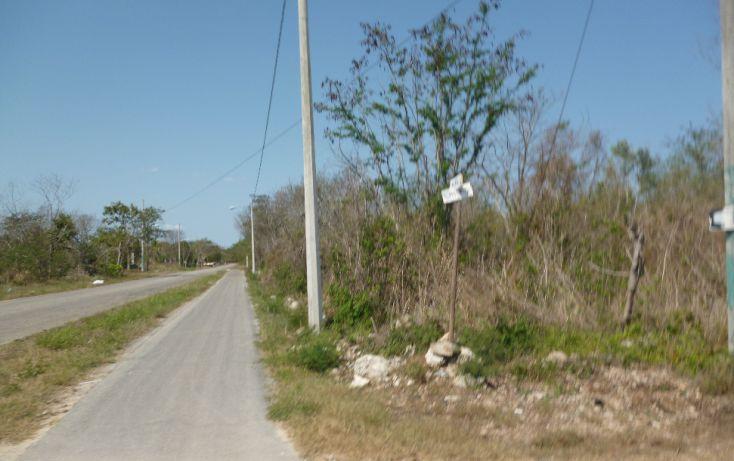 Foto de terreno habitacional en venta en, cholul, mérida, yucatán, 1786724 no 03