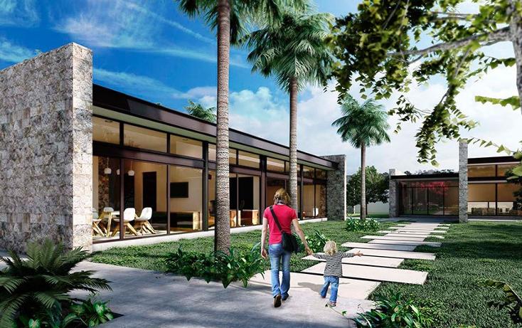 Foto de terreno habitacional en venta en  , cholul, mérida, yucatán, 1790144 No. 06