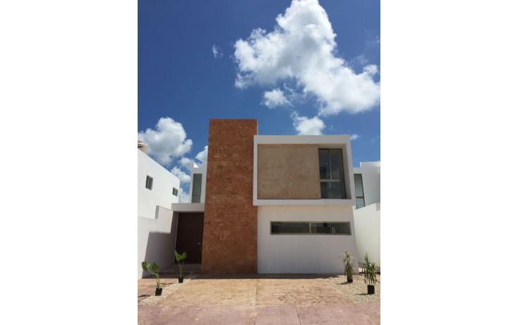 Foto de casa en venta en  , cholul, mérida, yucatán, 1792734 No. 01