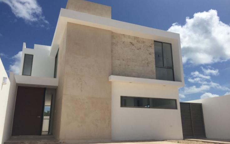 Foto de casa en venta en  , cholul, mérida, yucatán, 1804106 No. 01