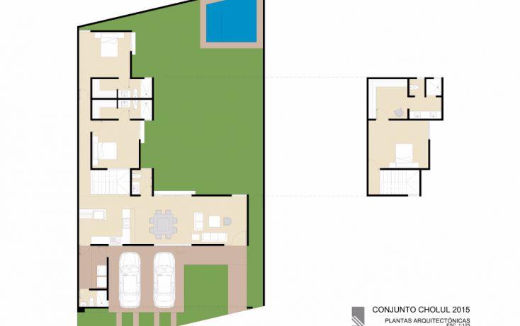 Foto de casa en venta en, cholul, mérida, yucatán, 1804552 no 05