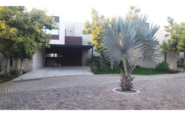 Foto de casa en renta en  , cholul, mérida, yucatán, 1810480 No. 01