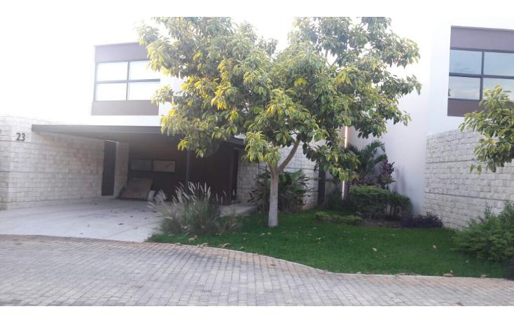 Foto de casa en renta en  , cholul, mérida, yucatán, 1810480 No. 02