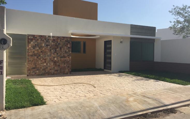 Foto de casa en venta en  , cholul, m?rida, yucat?n, 1815470 No. 01