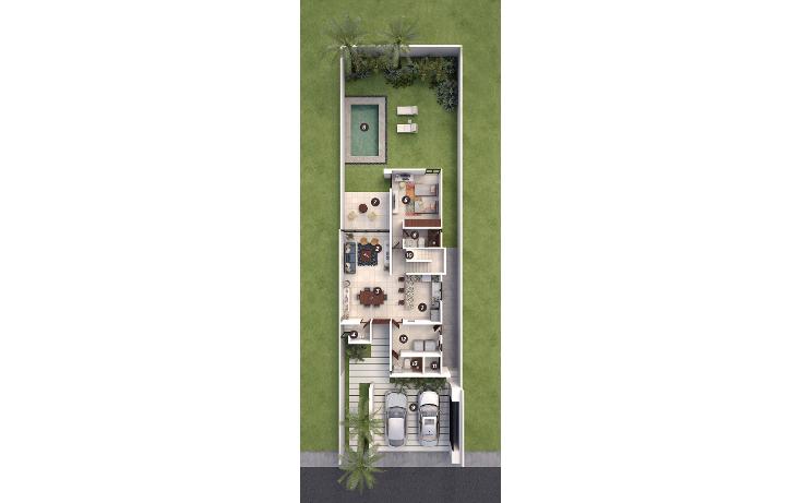Foto de casa en venta en  , cholul, m?rida, yucat?n, 1815656 No. 09