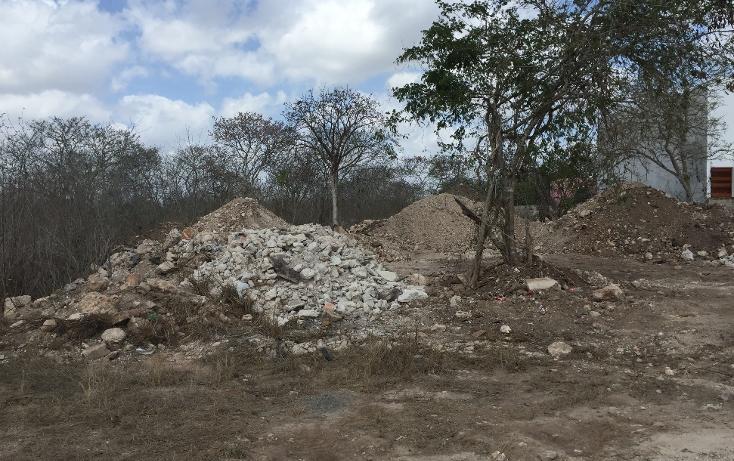 Foto de terreno habitacional en venta en  , cholul, mérida, yucatán, 1817946 No. 01