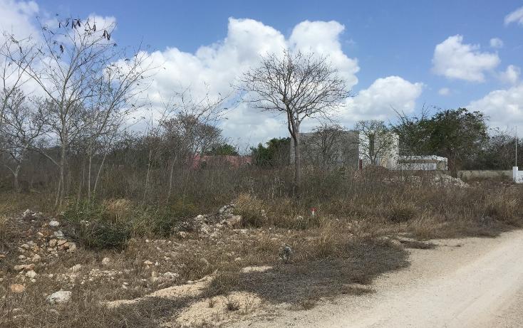 Foto de terreno habitacional en venta en  , cholul, mérida, yucatán, 1817946 No. 04