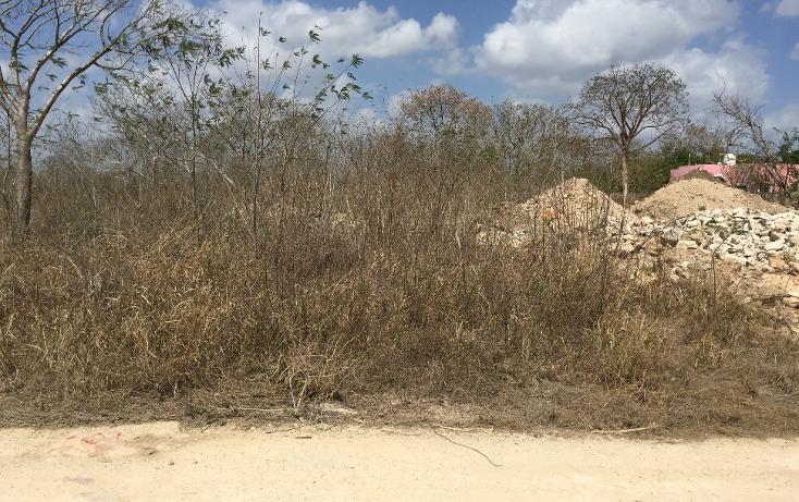 Foto de terreno habitacional en venta en  , cholul, mérida, yucatán, 1817946 No. 05