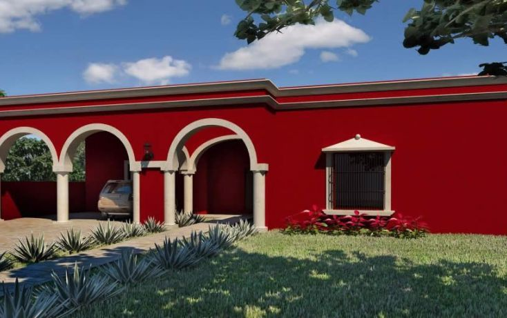 Foto de casa en venta en, cholul, mérida, yucatán, 1828808 no 01