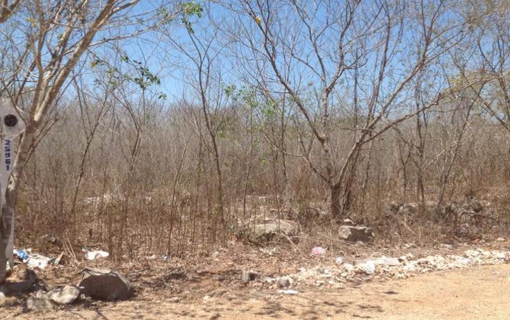 Foto de terreno habitacional en venta en  , cholul, mérida, yucatán, 1828858 No. 02
