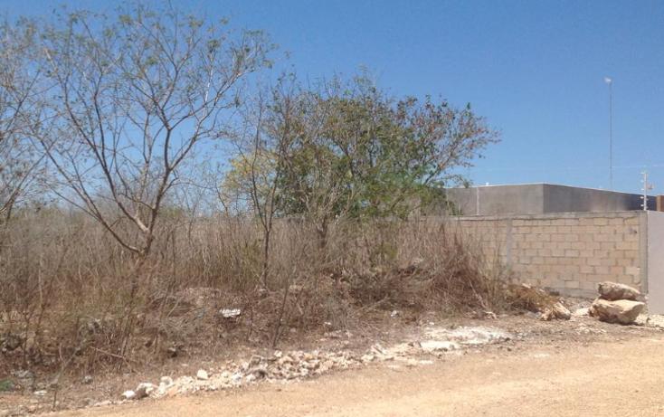 Foto de terreno habitacional en venta en  , cholul, mérida, yucatán, 1828858 No. 03