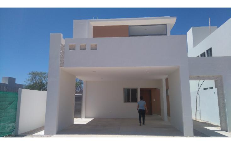 Foto de casa en venta en  , cholul, mérida, yucatán, 1829138 No. 01