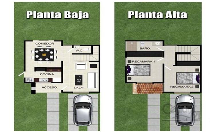 Foto de casa en venta en  , cholul, m?rida, yucat?n, 1860612 No. 02