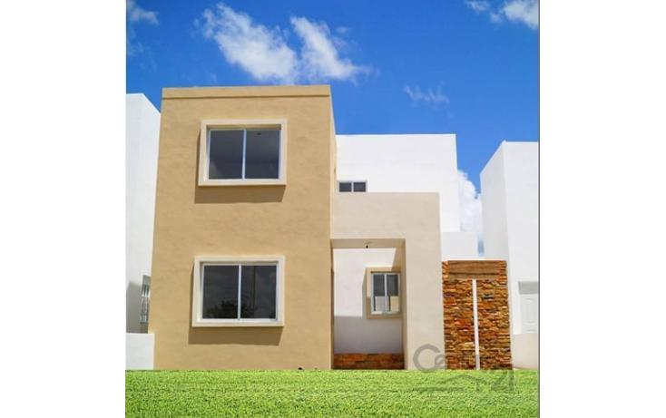 Foto de casa en venta en  , cholul, mérida, yucatán, 1860614 No. 01