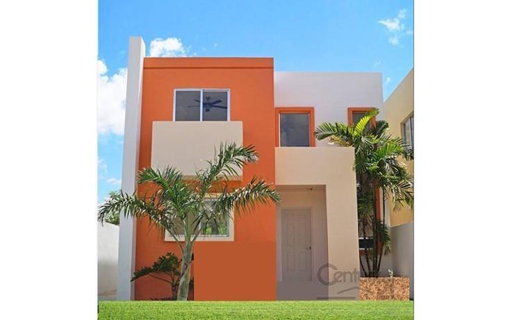 Foto de casa en venta en  , cholul, mérida, yucatán, 1860616 No. 01