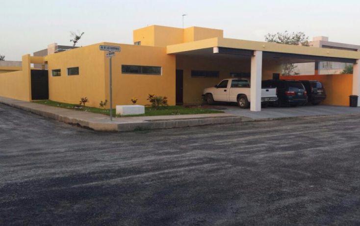 Foto de casa en venta en, cholul, mérida, yucatán, 1860666 no 01