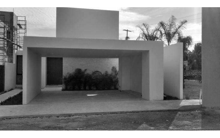 Foto de casa en venta en  , cholul, mérida, yucatán, 1929158 No. 01