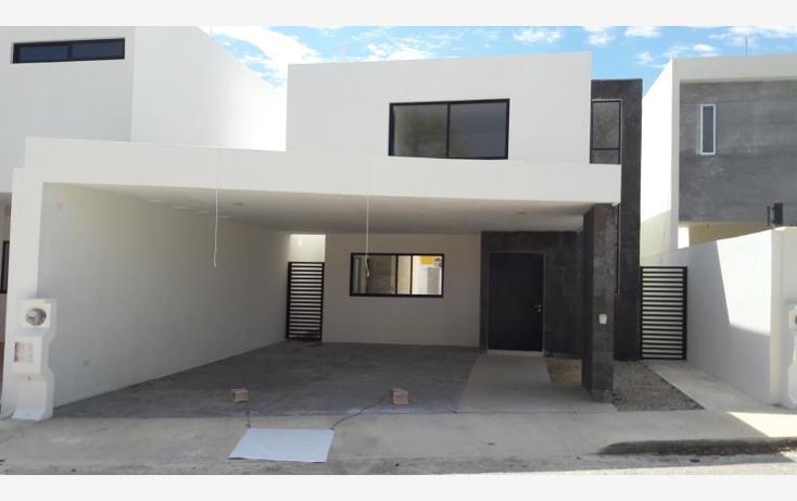 Foto de casa en venta en  , cholul, mérida, yucatán, 1935260 No. 01